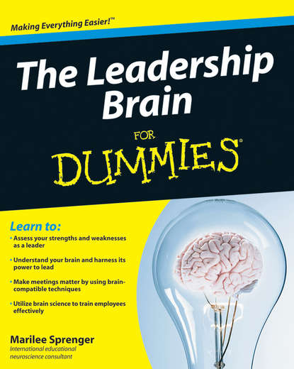 Marilee Sprenger B. The Leadership Brain For Dummies linda richards creating connections in the developing brain