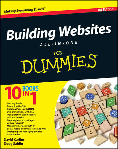 Doug Sahlin Building Websites All-in-One For Dummies timi ogunjobi drupal 6 site blueprints lite build a personal web site an events site and an ecommerce site