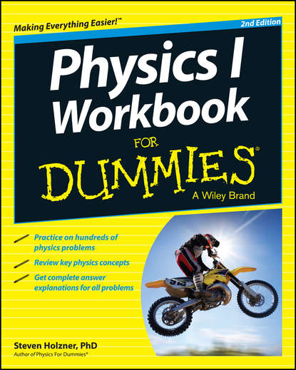 Steven Holzner Physics I Workbook For Dummies недорого