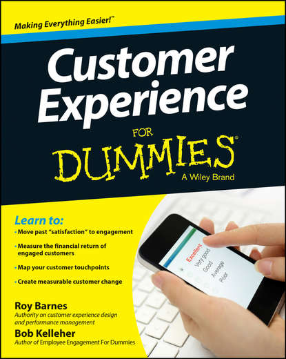 Bob Kelleher Customer Experience For Dummies lisa arthur big data marketing engage your customers more effectively and drive value