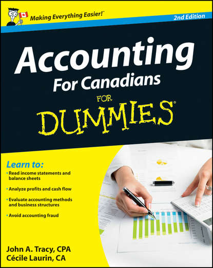 Cecile Laurin Accounting For Canadians For Dummies john tracy a accounting for dummies