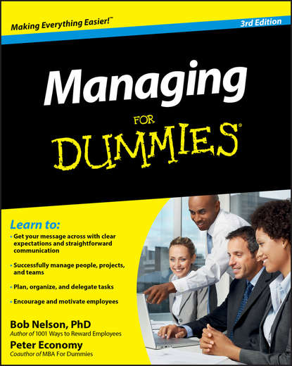 Peter Economy Managing For Dummies managing budgets