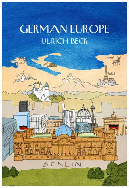 Ulrich Beck German Europe недорого