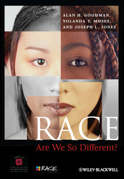 Фото - Alan H. Goodman Race. Are We So Different? the great race