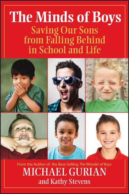 Michael Gurian The Minds of Boys. Saving Our Sons From Falling Behind in School and Life