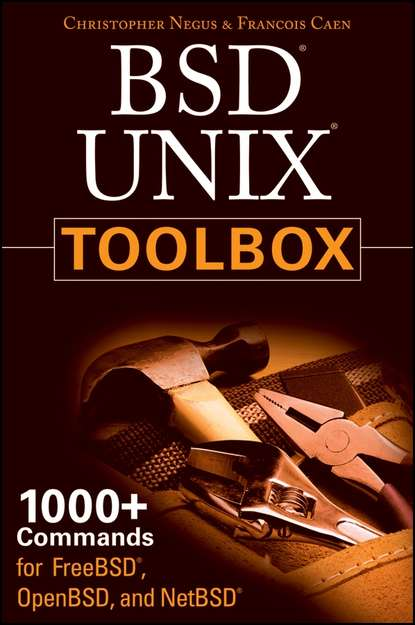 Фото - Christopher Negus BSD UNIX Toolbox. 1000+ Commands for FreeBSD, OpenBSD and NetBSD network servers with intel d2550 1 86ghz
