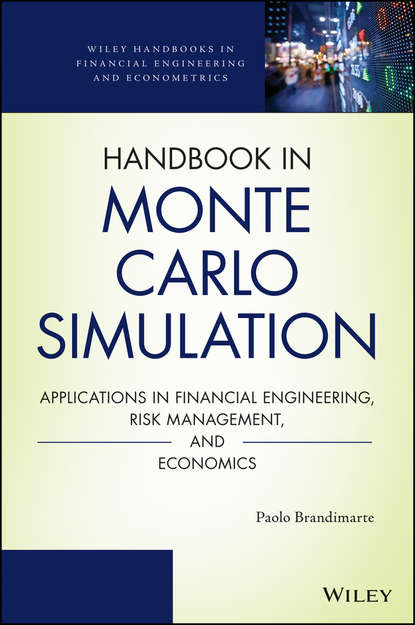 Paolo Brandimarte Handbook in Monte Carlo Simulation. Applications in Financial Engineering, Risk Management, and Economics недорого