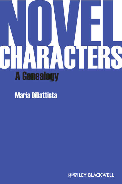 Maria DiBattista Novel Characters. A Genealogy the gift a novel