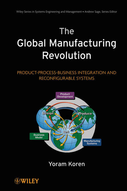 Фото - Yoram Koren The Global Manufacturing Revolution. Product-Process-Business Integration and Reconfigurable Systems peter kleinebudde continuous manufacturing of pharmaceuticals