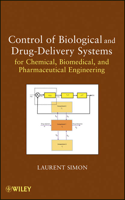 Фото - Laurent Simon Control of Biological and Drug-Delivery Systems for Chemical, Biomedical, and Pharmaceutical Engineering li chun drug delivery applications of noninvasive imaging validation from biodistribution to sites of action