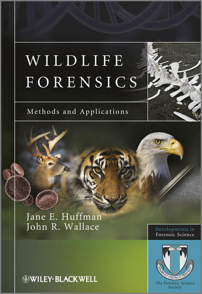 Huffman Jane E. Wildlife Forensics. Methods and Applications patents and wildlife