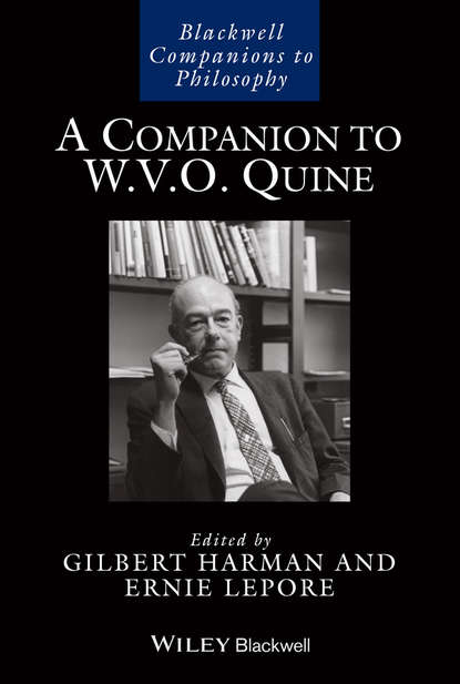 Lepore Ernest A Companion to W. V. O. Quine the main paradigms of cpontemporary lithuanian philosophy