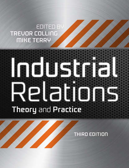 Фото - Colling Trevor Industrial Relations. Theory and Practice bernt danielsson steff