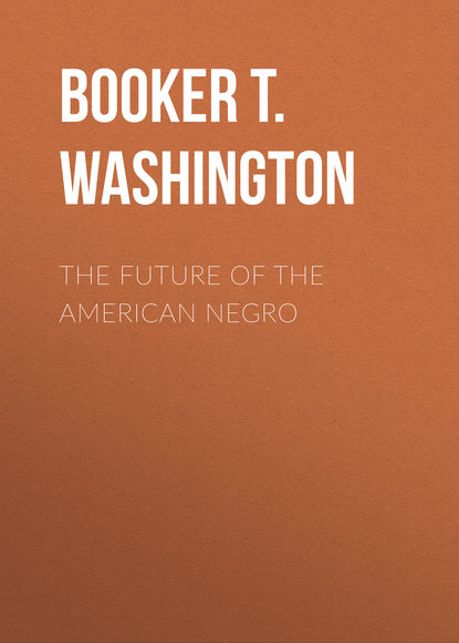 Booker T. Washington The Future of the American Negro booker t washington the negro problem a series of articles by representative american negroes of to day