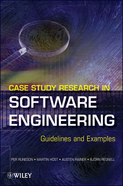 Per Runeson Case Study Research in Software Engineering. Guidelines and Examples friendly eastern border the case study of podlaskie voivodship