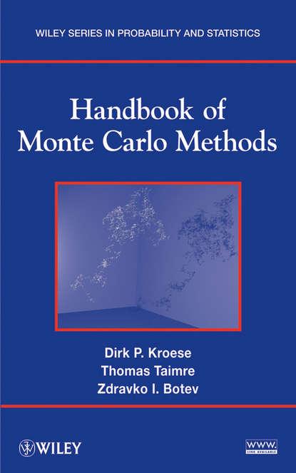 Dirk P. Kroese Handbook of Monte Carlo Methods недорого