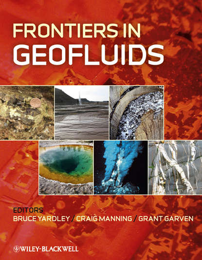 Фото - Craig Manning Frontiers in Geofluids earth crustal modelling