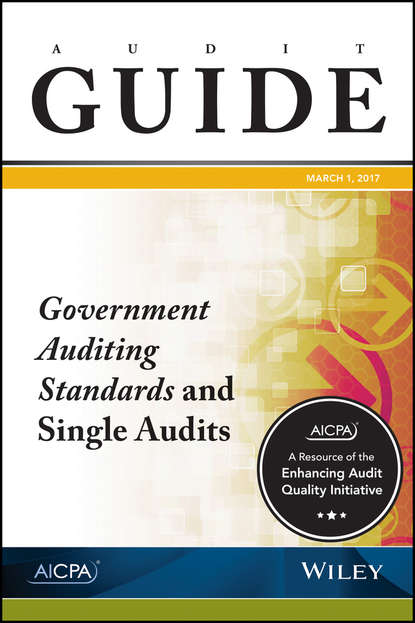 AICPA Audit Guide. Government Auditing Standards and Single Audits 2017 aicpa guide to audit data analytics