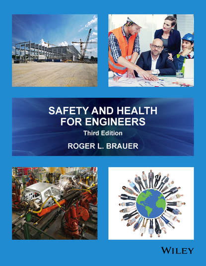 Roger L. Brauer Safety and Health for Engineers недорого