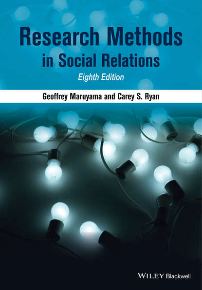 Geoffrey Maruyama Research Methods in Social Relations burris scott c public health law research theory and methods