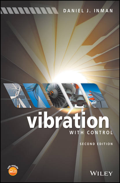Фото - Daniel J. Inman Vibration with Control asoke k nandi condition monitoring with vibration signals