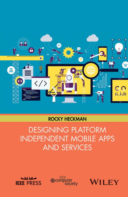Фото - Rocky Heckman Designing Platform Independent Mobile Apps and Services pt 75x xy mobile platform 360 degree rotating platform manual rotaion stage optical table travel range 75mm x 55mm