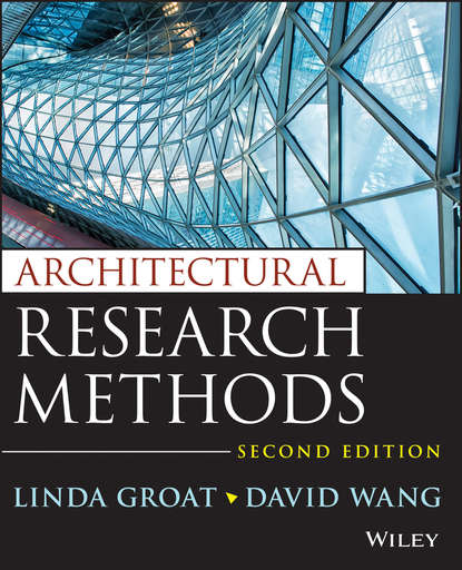 David Wang Architectural Research Methods mckinney jennifer understanding and applying research design