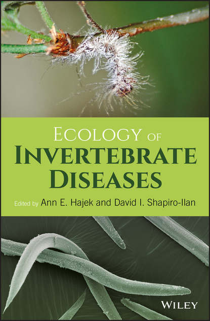 Группа авторов Ecology of Invertebrate Diseases недорого