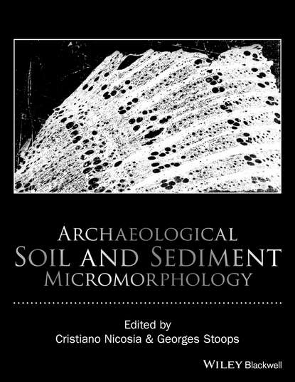 Georges Stoops Archaeological Soil and Sediment Micromorphology a monograph about the drops in economic soil