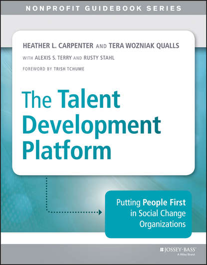 Heather Carpenter The Talent Development Platform. Putting People First in Social Change Organizations re imagining teacher professional learning for social change