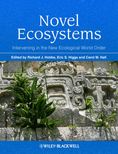 Richard J. Hobbs Novel Ecosystems недорого