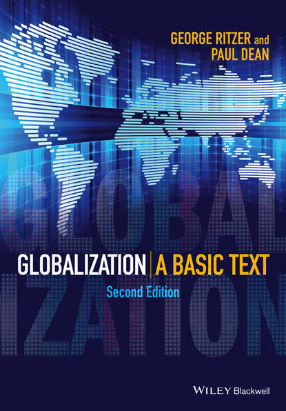 Фото - George Ritzer Globalization patricia j campbell an introduction to global studies