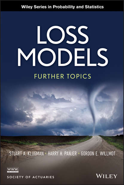 Stuart A. Klugman Loss Models gordon willmot e student solutions manual to accompany loss models from data to decisions fourth edition