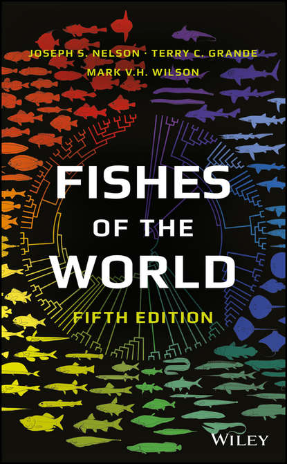 Mark Wilson V.H. Fishes of the World genotoxic potential in fishes