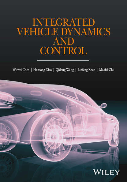 Wuwei Chen Integrated Vehicle Dynamics and Control недорого