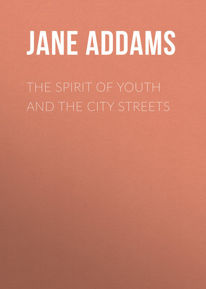 Jane Addams The Spirit of Youth and the City Streets jane addams democracy and social ethics