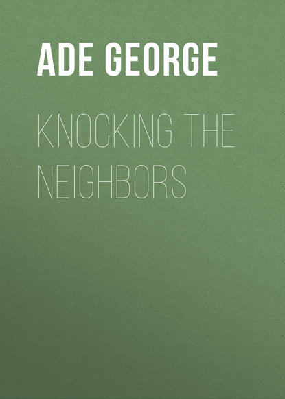 Ade George Knocking the Neighbors ade george in pastures new