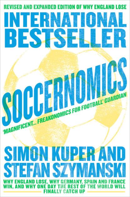 Simon Kuper Soccernomics джон ллойд news quiz read all about it