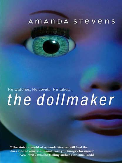 Amanda Stevens The Dollmaker amanda stevens the dollmaker