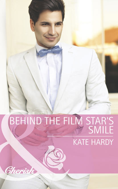 Kate Hardy Behind the Film Star's Smile недорого