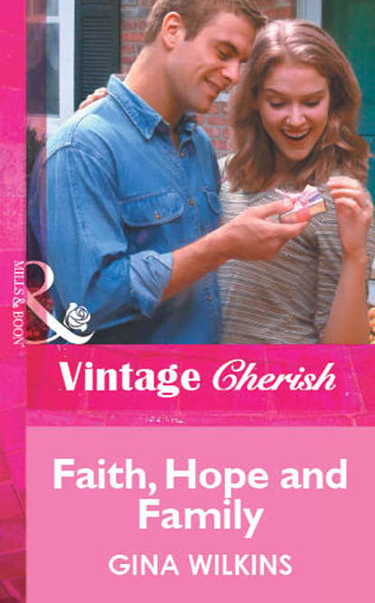 GINA WILKINS Faith, Hope and Family gina wilkins faith hope and family