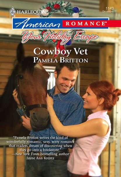 Pamela Britton Cowboy Vet pamela bauer corporate cowboy