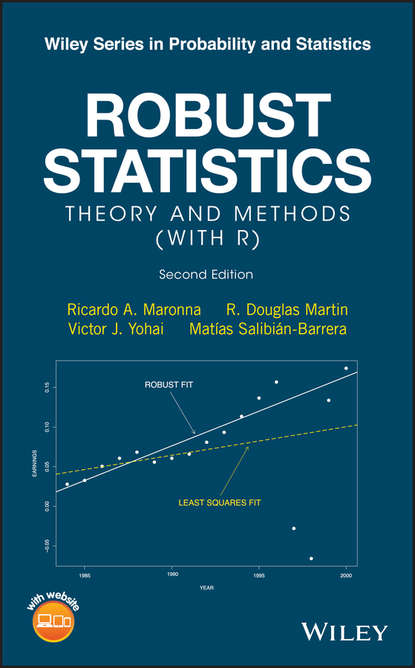 Фото - Ricardo Maronna A. Robust Statistics. Theory and Methods (with R) alvin rencher c linear models in statistics