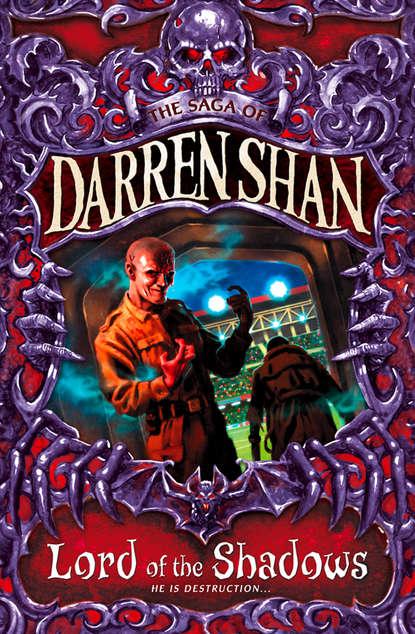 Фото - Darren Shan Lord of the Shadows darren shan vampire prince
