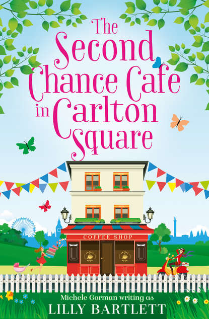 Michele Gorman The Second Chance Café in Carlton Square: A gorgeous summer romance and one of the top holiday reads for women! phillipa ashley confetti at the cornish café the perfect summer romance for 2018