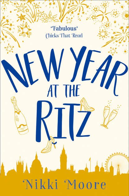 Nikki Moore New Year at the Ritz