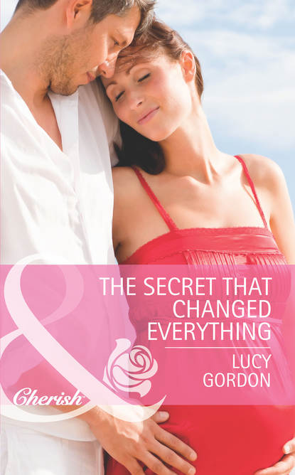 Lucy Gordon The Secret That Changed Everything lucio vanotti pубашка