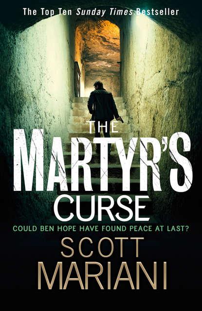 Scott Mariani The Martyr's Curse the paterik of the kievan caves monastery