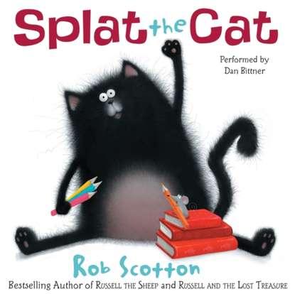 Фото - Rob Scotton Splat the Cat scotton rob splat the cat fishy tales