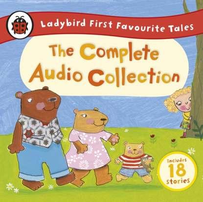 Фото - Группа авторов Ladybird First Favourite Tales: The Complete Audio Collection ladybird ladybird favourite fairy tales